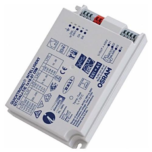 Электронные пускорегулирующие аппараты для традиционного освещения QUICKTRONIC INTELLIGENT DALI DIM