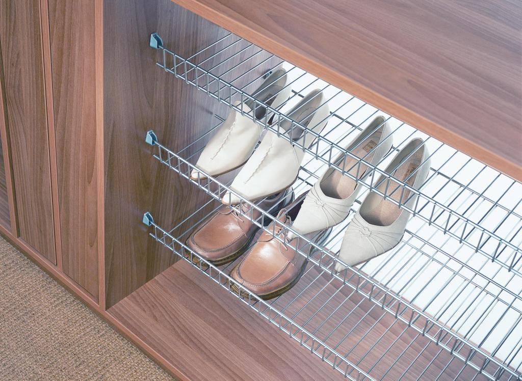Полка для обуви в шкаф своими руками фото 24