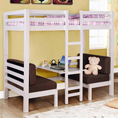 кровати двухъярусные детские фото своими руками