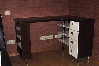 Компьютерные столы - компьютерный стол своими руками..