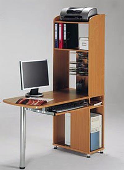 Компактный компьютерный стол.