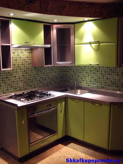 кухня прямая фото дизайн маленькая