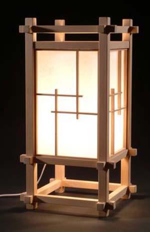 Как сделать японские светильники своими руками